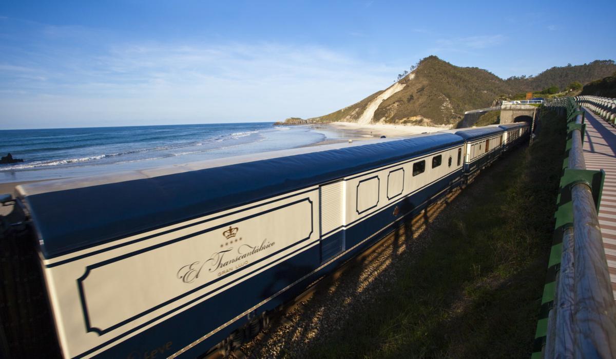 Trem - El Transcantábrico Clássico