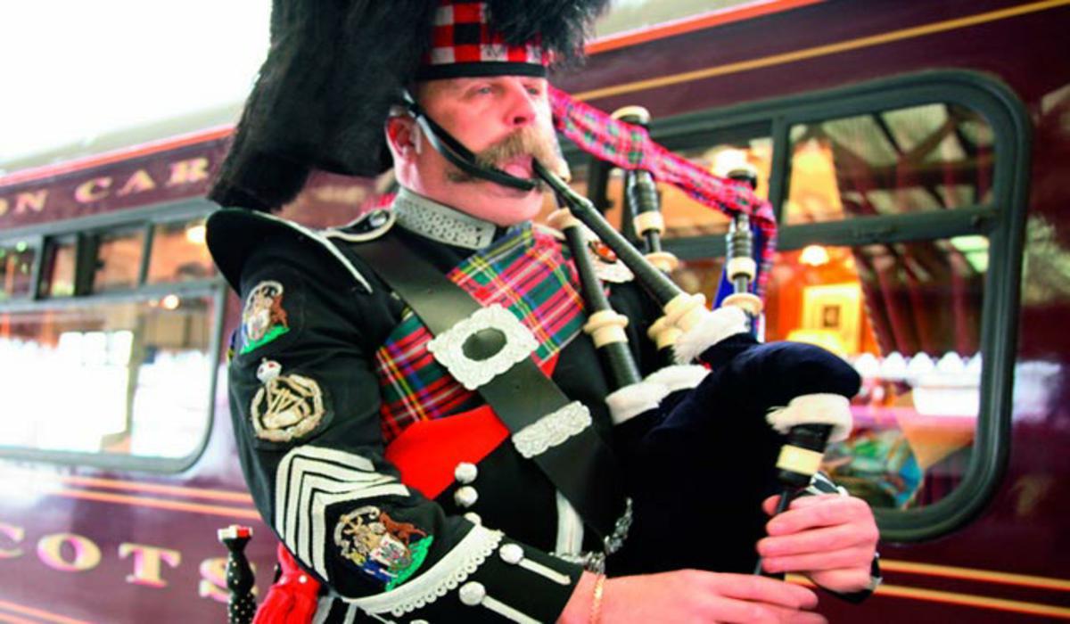 Trem - Belmond Royal Scotsman