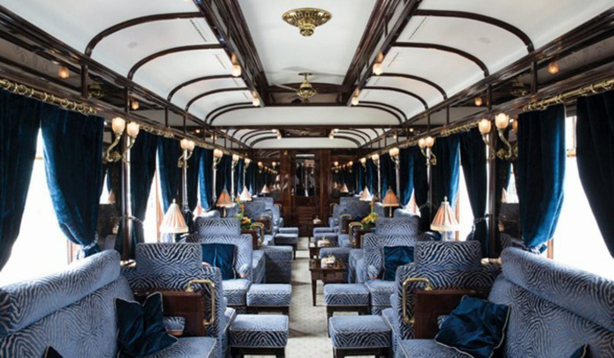 Trem - Expresso do Oriente