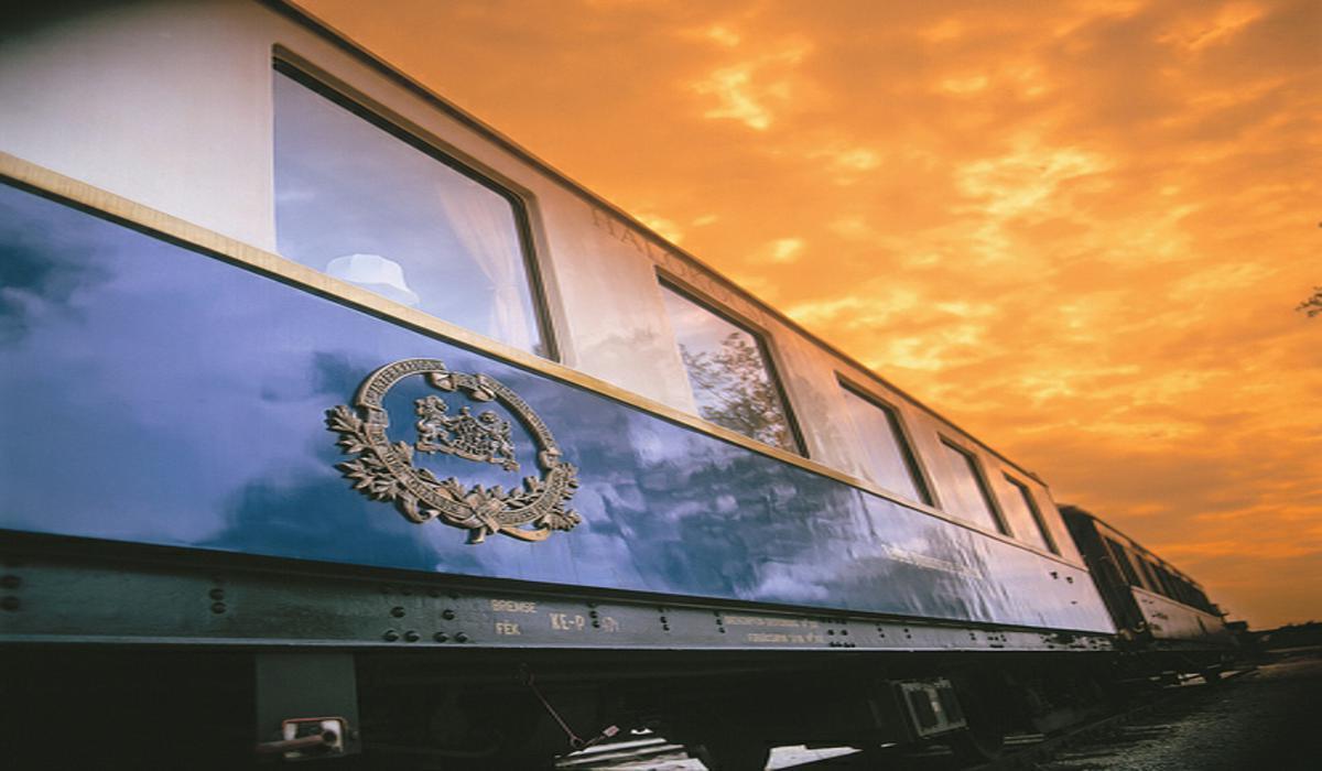 Trem - Danube Express