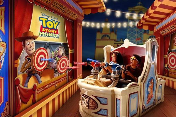 Toy Story Mania - Orlando
