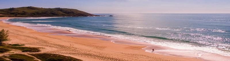 Praia Silveira SC Continente