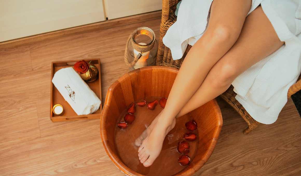 Spa de pés Ritz Lagoa da Anta
