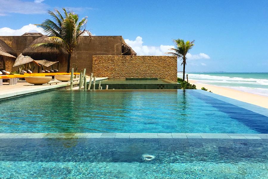 Piscina Kenoa Resort