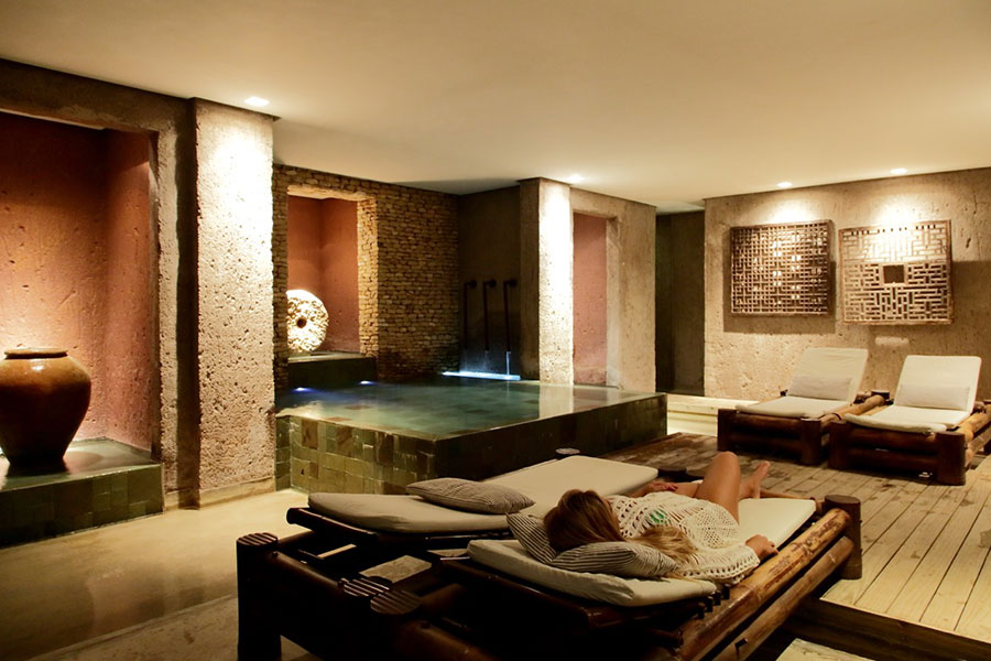 SPA Kenoa Resort