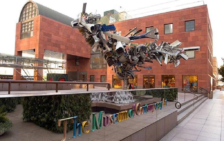 LACMAMOCA-Museu de Arte Contemporânea