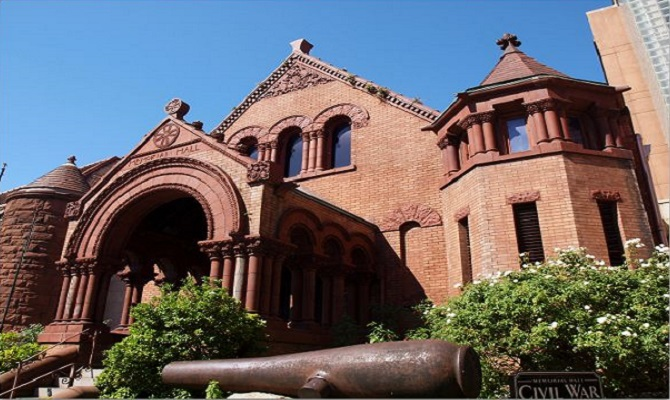 Museu da Guerra Civil da Louisiana