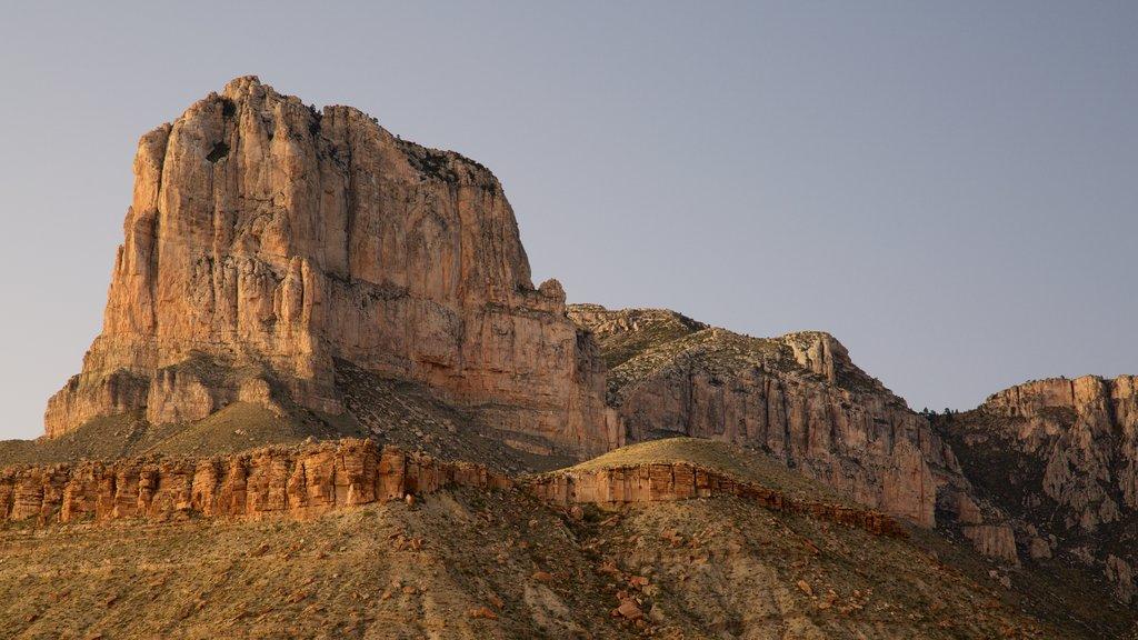 Parque nacional das montanhas Guadalupe