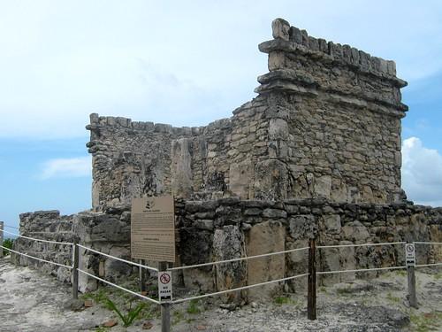 Templo del Alacrán. Fonte: Leo Bardo.