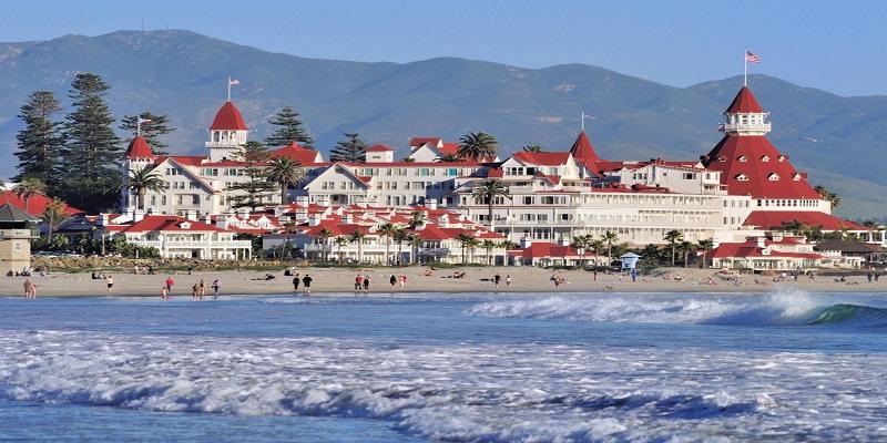 praia Coronado
