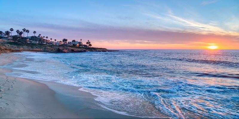 praia de La Jolla