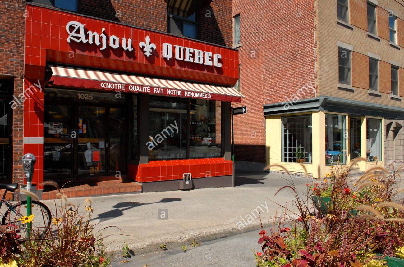 Laurier Street West. Fonte: Alamy