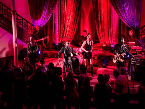 Balcon cabaret music hall. Fonte: Quebec Original