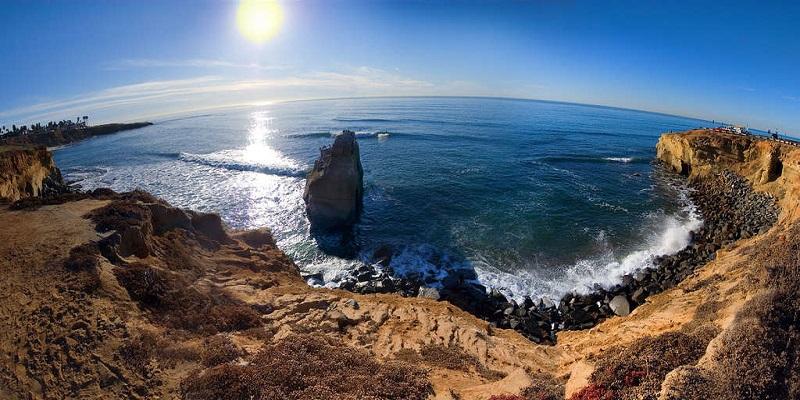 Parque Natural Sunset Cliffs