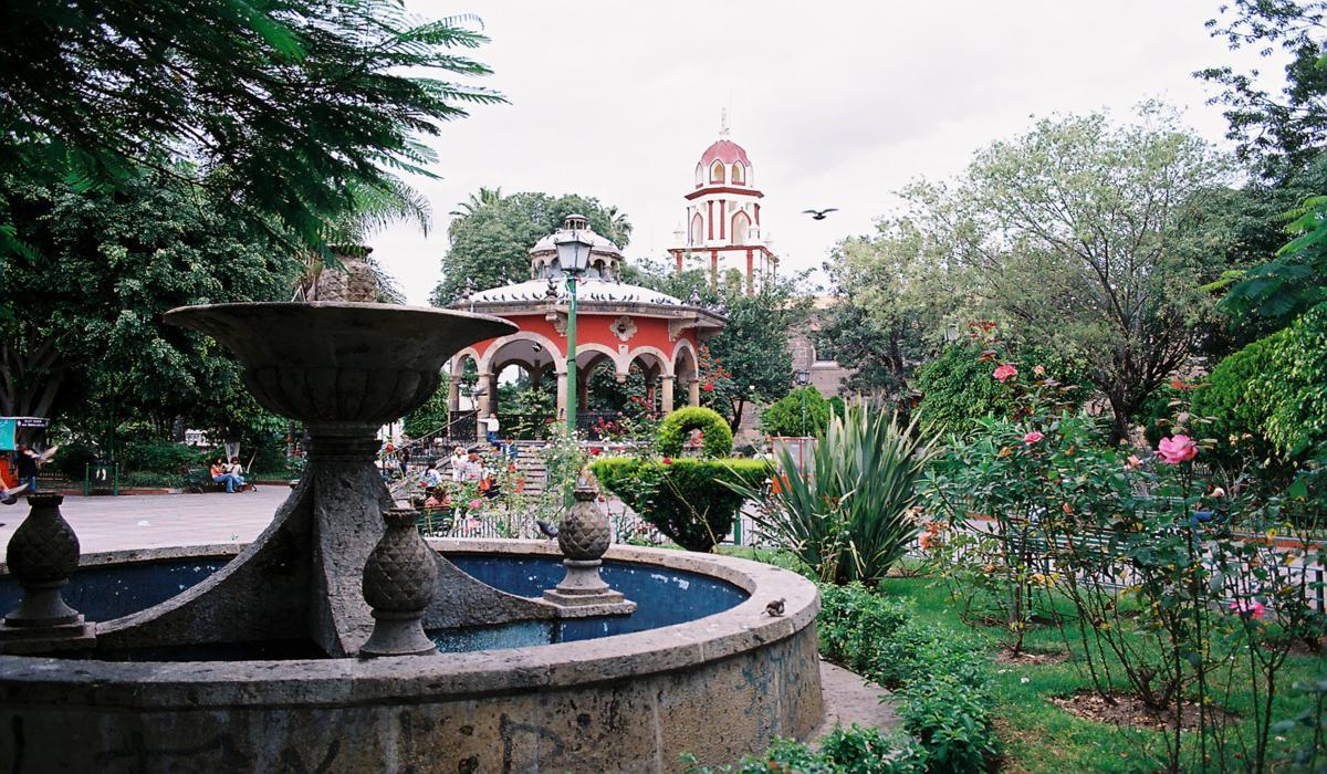 Jardim Hídalgo