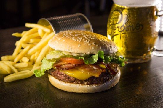 Porpino Burger. Foto: Trip Advisor