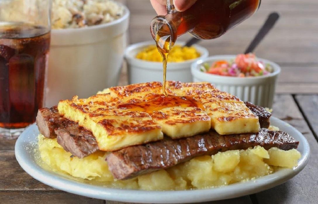 Restaurante Benjamim., em Porto das Dunas Foto: sabores da cidade.