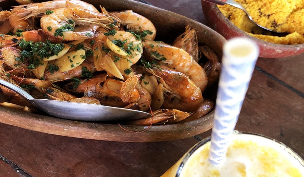 Restaurante Hibisco, em   Icarai de Amontada. Foto: site pendeadeiraamarela.com.br