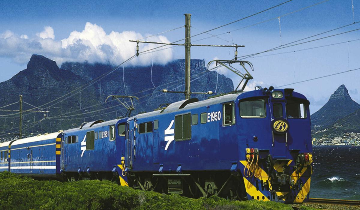 Trem - Africa
